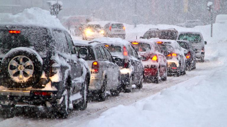 Градският транспорт в София се движи нормално