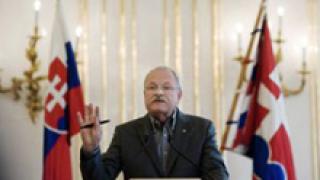 Вето за патриотичния закон на Словакия