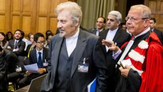 Международният съд изслушва Иран срещу санкциите на САЩ