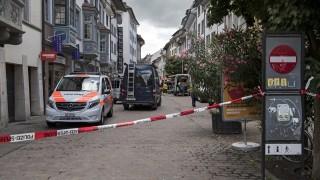 Петима ранени при нападение с резачка в Швейцария