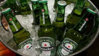 Скъпият алуминий и лошото време в Европа удари по печалбата на Heineken