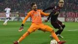 Олимпиакос победи Милан с 3:1 и го изхвърли от Европа!