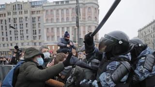 Русия е обхваната от произвол - като във времената на Сталин
