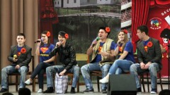 Пет български отбора се състезават в Бесарабската лига КВН в Одеса