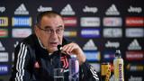 Маурицио Сари: Лацио е непобедим, ако запази формата си