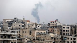 Израел е ударил цели в Сирия