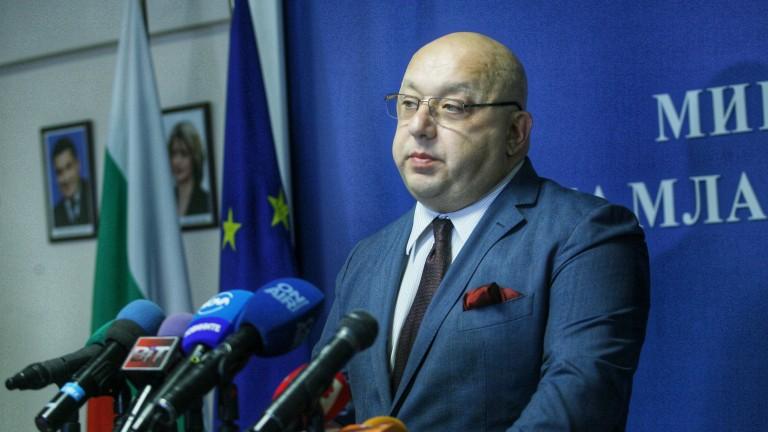 Красен Кралев: Решението на МОК да извади Русия беше много важно