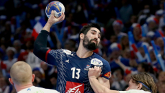 Франция е първият финалист на световното по хандбал
