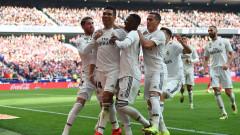 Още 70 милиона евро и Реал ще е платил над милиард за футболистите от сегашния си състав
