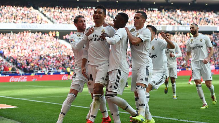 Реал (Мадрид) е най-влиятелният футболен клуб в света
