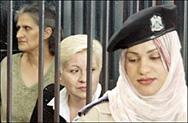 Либийски лекари дават показания пред съда в Триполи