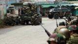 Бунт на ислямисти във Филипините, президентът въведе военно положение