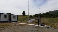 Нов полигон защитава от градушки 1 млн. дка земи в Старозагорско и Пловдивско