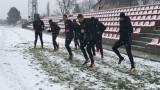 ЦСКА с първи мач за 2018 година на 20 януари