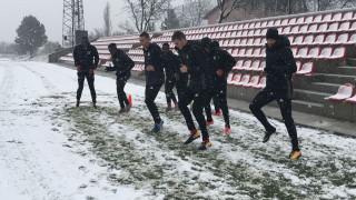 ЦСКА започва годината с лагер в Сандански