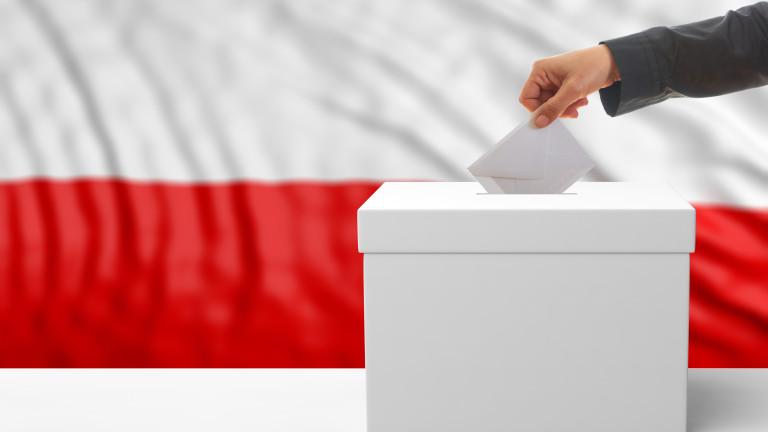 Управляващата партия на Полша
