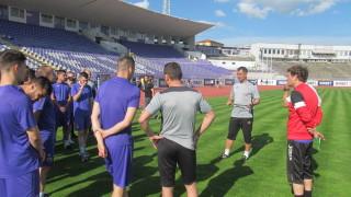 Етър започна подготовка с четирима нови футболисти, чужденците остават