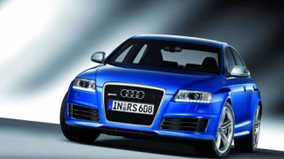 Audi пуска RS6 седан (галерия)