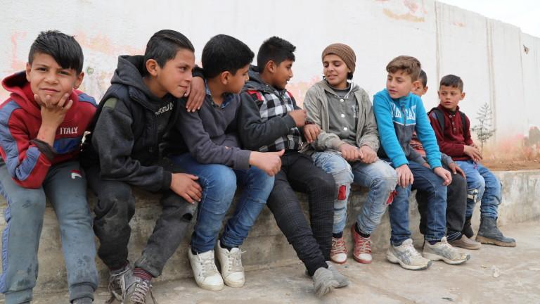 Ирак предава на Турция 188 деца на терористи от ДАЕШ