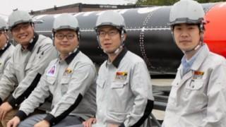 Японска космическа ракета падна в морето