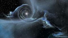 Откриха гигантска черна дупка във Вселената