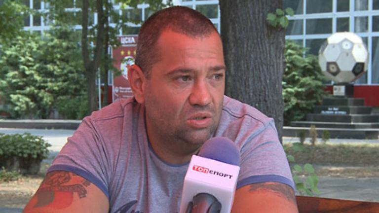 Росен Петров за ЦСКА, Гриша Ганчев, Стойчо Стоилов и случващото се в клуба