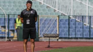 Красимир Балъков призна за работата в Спортинг (Лисабон)