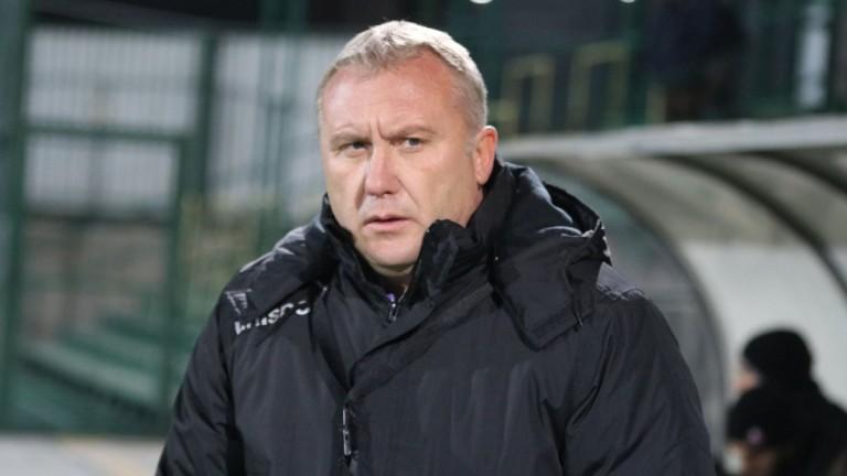Николай Киров: Ще се възползваме от слабостите в играта на Левски