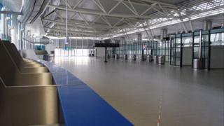 Вторият пусков комплекс на новото летище готов напролет