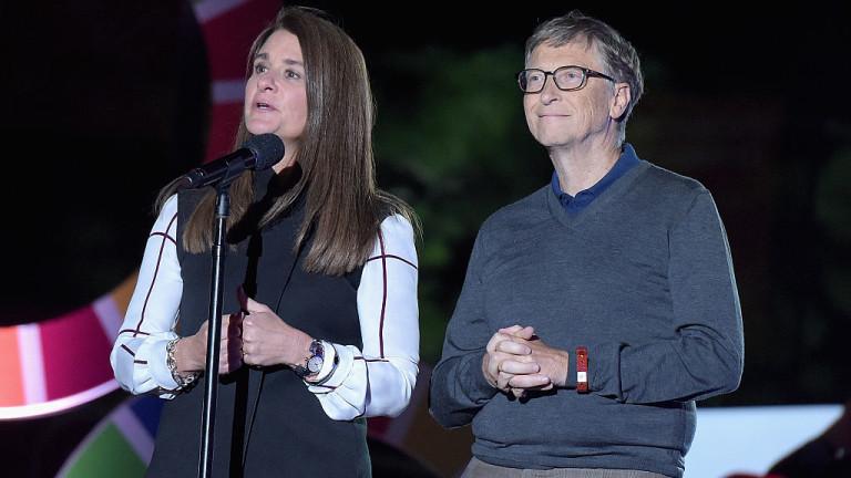 Всяка година Бил Гейтс и съпругата му Мелинда съобщават за
