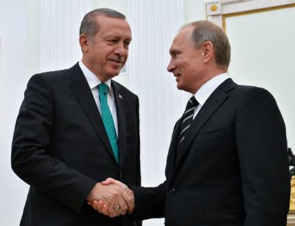 Ердоган заплаши Русия