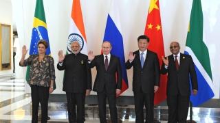 Залезът на Бразилия, Русия, Индия и Китай идва с четвъртата индустриална революция