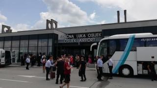 Напрежение в Осиек, местни търсят саморазправа с фенове на ЦСКА!