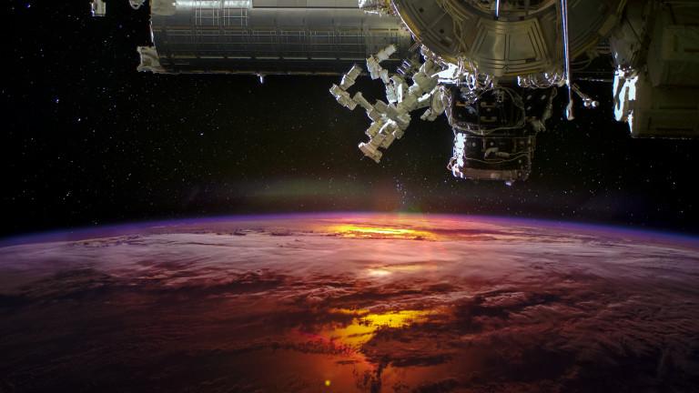 Израелски стартъп за хранителни технологии отглеждамесо на Международната космическа станция,