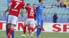 Голмайсторът за ЦСКА Кристиян Малинов: Показахме, че сме мъже!
