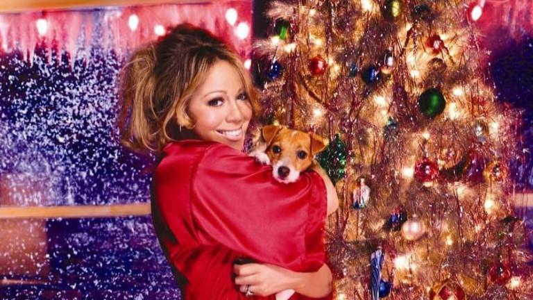 Марая Кери е готова за... Коледа
