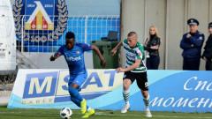 """Левски победи Черно море на """"Тича"""" и завърза битката за титлата в Първа лига!"""