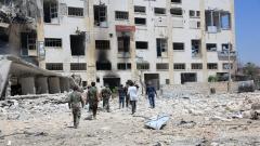 Над 300 убити цивилни в последната вълна на насилие в Алепо
