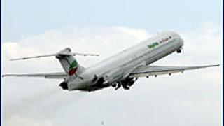 Наш самолет се връща аварийно на летището в Тел Авив