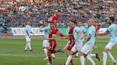 Българите в ЦСКА играха повече от чужденците
