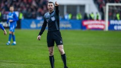 Георги Кабаков ще ръководи мач от Лига Европа
