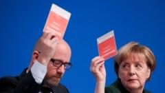 Партията на Меркел подкрепи по-строги правила при двойно гражданство