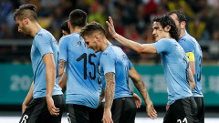 Уругвай победи Чехия с 2:0