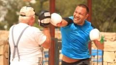 Анхел Ередия: Пулев е много здраво момче и работи много усилено