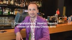 Скандалният Крамник: Веско Топалов ми отрови живота!