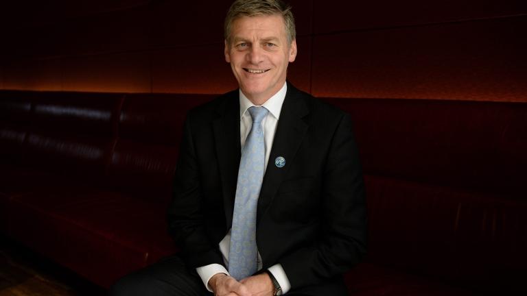 Бил Инглиш спряган за премиер на Нова Зеландия