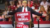 Тръмп: Мигрантският керван изглежда като инвазия