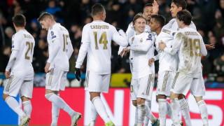 Резервите на Реал (Мадрид) не разочароваха Зидан