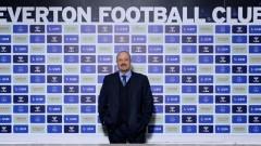 Официално: Рафа Бенитес е новият мениджър на Евертън
