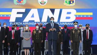 Мадуро с рокади във военното командване